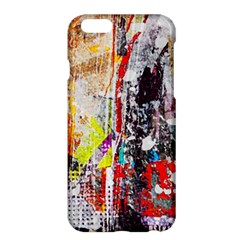 Abstract Graffiti Apple iPhone 6 Plus Hardshell Case