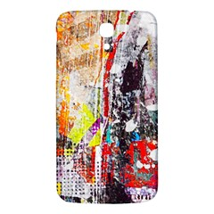 Abstract Graffiti Samsung Galaxy Mega I9200 Hardshell Back Case