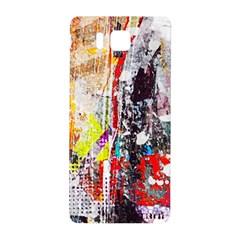 Abstract Graffiti Samsung Galaxy Alpha Hardshell Back Case