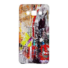 Abstract Graffiti Samsung Galaxy A5 Hardshell Case