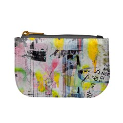 Graffiti Graphic Coin Change Purse