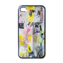 Graffiti Graphic Apple Iphone 4 Case (black)