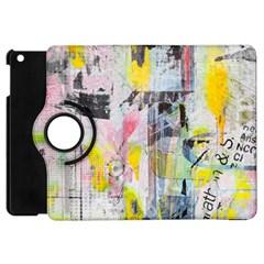 Graffiti Graphic Apple Ipad Mini Flip 360 Case