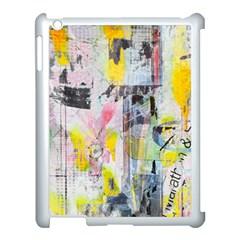 Graffiti Graphic Apple Ipad 3/4 Case (white)