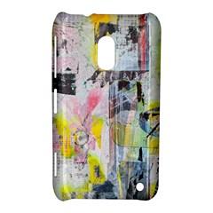 Graffiti Graphic Nokia Lumia 620 Hardshell Case