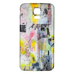 Graffiti Graphic Samsung Galaxy S5 Back Case (white)