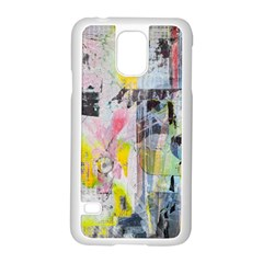Graffiti Graphic Samsung Galaxy S5 Case (White)
