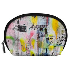 Graffiti Graphic Accessory Pouch (Large)