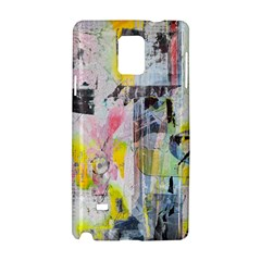 Graffiti Graphic Samsung Galaxy Note 4 Hardshell Case