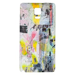 Graffiti Graphic Samsung Note 4 Hardshell Back Case