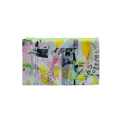 Graffiti Graphic Cosmetic Bag (XS)