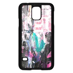 Graffiti Grunge Love Samsung Galaxy S5 Case (Black)