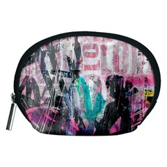 Graffiti Grunge Love Accessory Pouch (Medium)