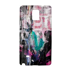 Graffiti Grunge Love Samsung Galaxy Note 4 Hardshell Case