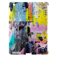 Graffiti Pop Apple Ipad 3/4 Hardshell Case (compatible With Smart Cover)