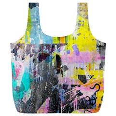 Graffiti Pop Reusable Bag (XL)