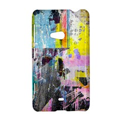 Graffiti Pop Nokia Lumia 625 Hardshell Case