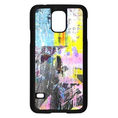 Graffiti Pop Samsung Galaxy S5 Case (black)