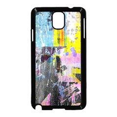 Graffiti Pop Samsung Galaxy Note 3 Neo Hardshell Case (Black)