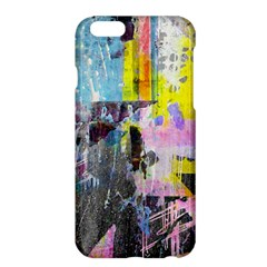 Graffiti Pop Apple Iphone 6 Plus Hardshell Case