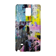 Graffiti Pop Samsung Galaxy Note 4 Hardshell Case