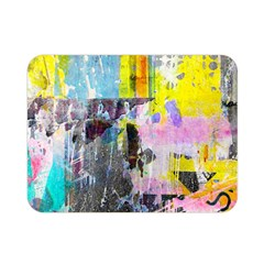 Graffiti Pop Double Sided Flano Blanket (Mini)
