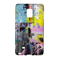 Graffiti Pop Samsung Galaxy Note Edge Hardshell Case