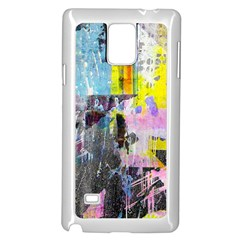 Graffiti Pop Samsung Galaxy Note 4 Case (white)