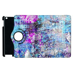 Graffiti Splatter Apple Ipad 3/4 Flip 360 Case