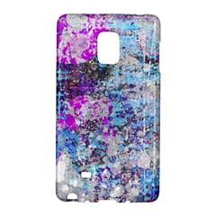 Graffiti Splatter Samsung Galaxy Note Edge Hardshell Case