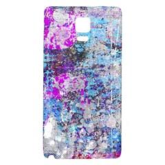 Graffiti Splatter Samsung Note 4 Hardshell Back Case