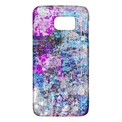 Graffiti Splatter Samsung Galaxy S6 Hardshell Case