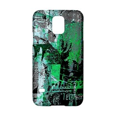 Green Urban Graffiti Samsung Galaxy S5 Hardshell Case