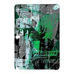 Green Urban Graffiti Samsung Galaxy Tab Pro 10.1 Hardshell Case