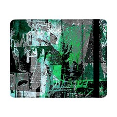 Green Urban Graffiti Samsung Galaxy Tab Pro 8.4  Flip Case