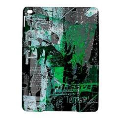 Green Urban Graffiti Apple Ipad Air 2 Hardshell Case