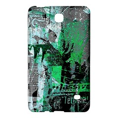 Green Urban Graffiti Samsung Galaxy Tab 4 (7 ) Hardshell Case