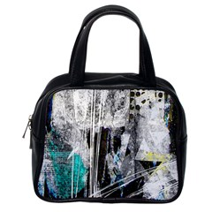Urban Funk Classic Handbag (one Side)