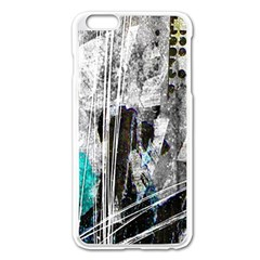 Urban Funk Apple iPhone 6 Plus Enamel White Case