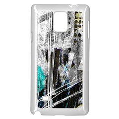 Urban Funk Samsung Galaxy Note 4 Case (White)