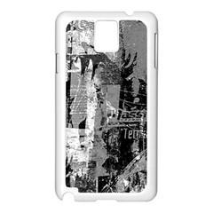 Urban Graffiti Samsung Galaxy Note 3 N9005 Case (white)