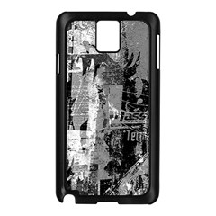 Urban Graffiti Samsung Galaxy Note 3 N9005 Case (black)