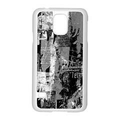 Urban Graffiti Samsung Galaxy S5 Case (White)