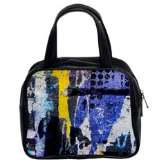 Urban Grunge Classic Handbag (two Sides)
