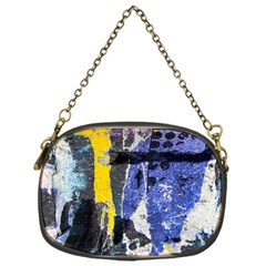 Urban Grunge Chain Purse (one Side)