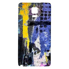 Urban Grunge Samsung Note 4 Hardshell Back Case