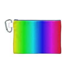 Crayon Box Canvas Cosmetic Bag (Medium)