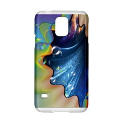 Cocktail Bubbles Samsung Galaxy S5 Hardshell Case
