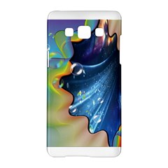 Cocktail Bubbles Samsung Galaxy A5 Hardshell Case