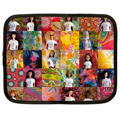 We Are Beautiful Patchwork 2 Netbook Sleeve (xl)